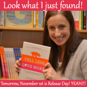 Release Day Photo!