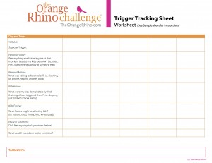 Orange Rhino Trigger Tracking Sheet jpg